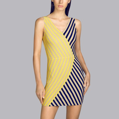 Andres Sarda Swimwear - NAIF - dress Front