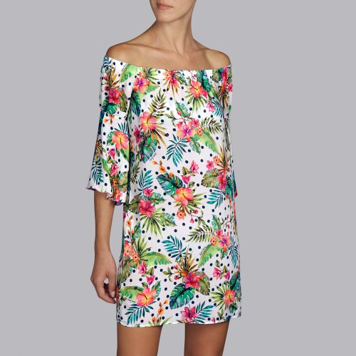 Andres Sarda Swimwear - SHELTER - dress Front