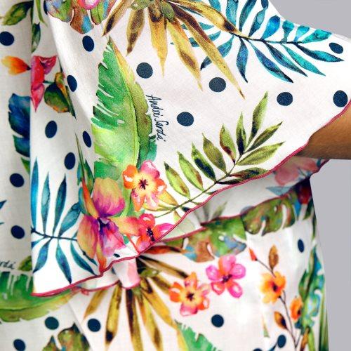Andres Sarda Swimwear - SHELTER - Kleid Front3