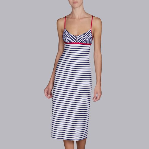 Andres Sarda Swimwear - WAKAYA - dress Front