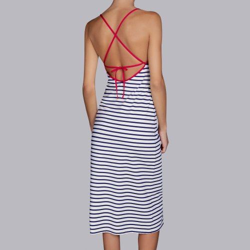 Andres Sarda Swimwear - WAKAYA - Kleid Front3
