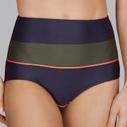 Andres Sarda Swimwear - QUETZAL - culotte Front