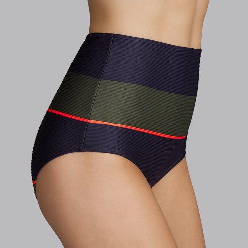 Andres Sarda Swimwear - QUETZAL - Taillenslip Front5