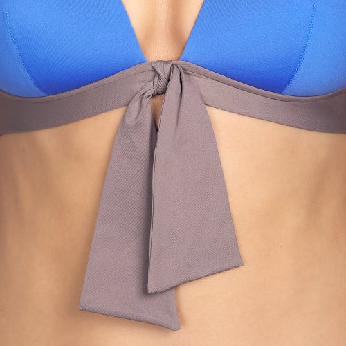 Andres Sarda Swimwear - BELLE - Bikini-Top Neckholder Front4