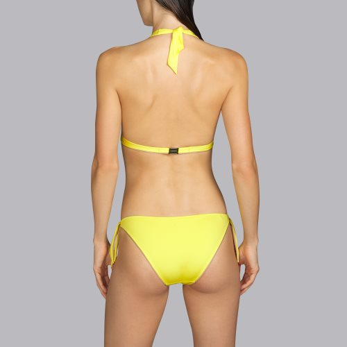 Andres Sarda Swimwear - BOHEME - halter bikinitop front4