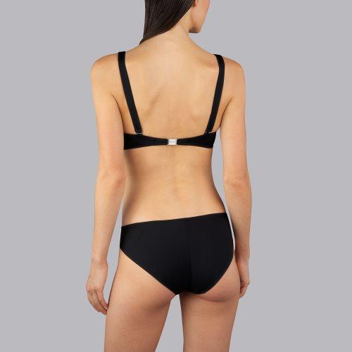 Andres Sarda Swimwear - MOON - halter bikinitop front4