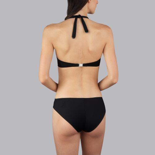Andres Sarda Swimwear - MOON - halter bikinitop Front5