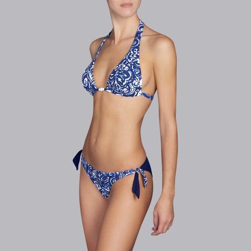 Andres Sarda Swimwear - NECKER - Bikini-Top Neckholder Front3