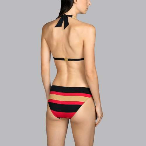 Andres Sarda Swimwear - POP - halter bikinitop front4