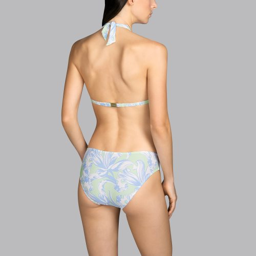 Andres Sarda Swimwear - POWER - halter bikini top Front4