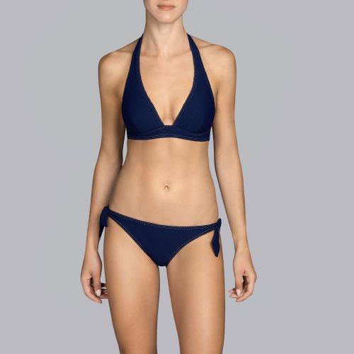 Andres Sarda Swimwear - TANE - halter bikini top Front2