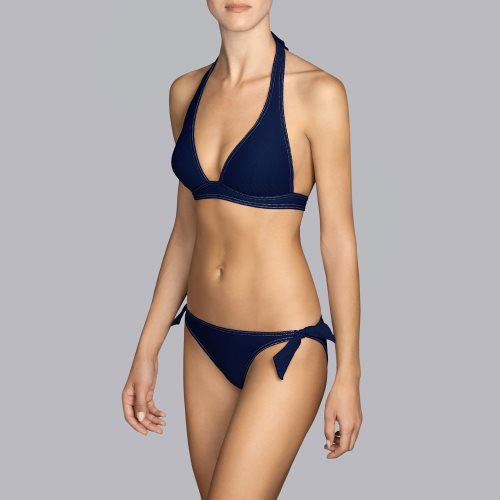 Andres Sarda Swimwear - TANE - halter bikini top Front3