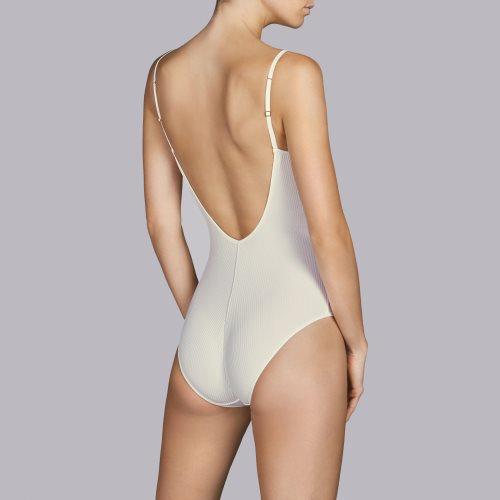 Andres Sarda Swimwear - ARACARI - padded swimsuit Front3