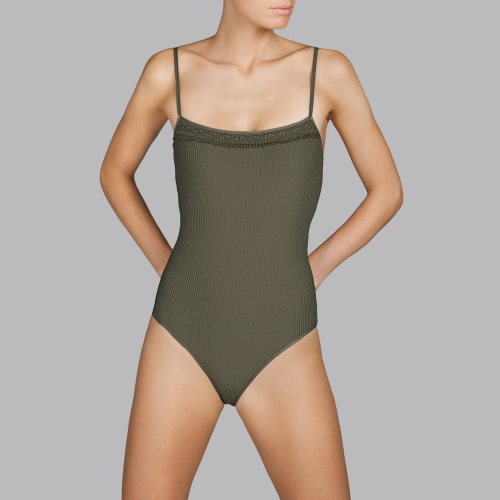 Andres Sarda Swimwear - ARACARI - padded swimsuit