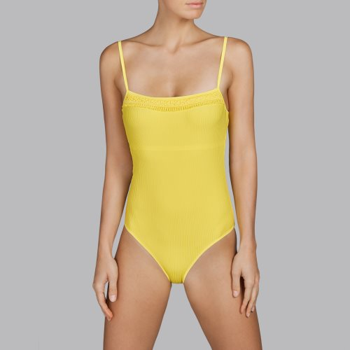 Andres Sarda Swimwear - ARACARI - padded swimsuit Front