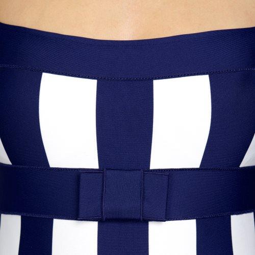 Andres Sarda Swimwear - AZURA - padded swimsuit Front4