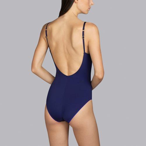 Andres Sarda Swimwear - BOHEME - badpak met mousse cups front3
