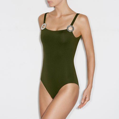 Andres Sarda Swimwear - CLAUDIA - padded swimsuit Front2