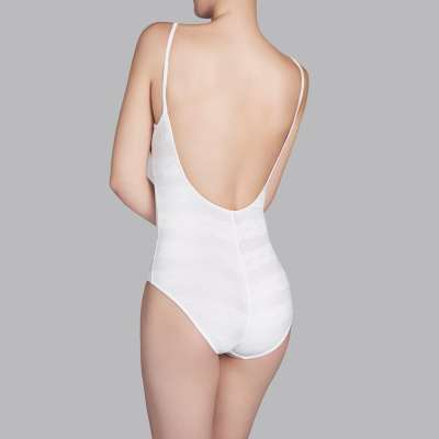 Andres Sarda Swimwear - padded swimsuit Front3