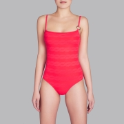 Andres Sarda Swimwear - padded swimsuit Front