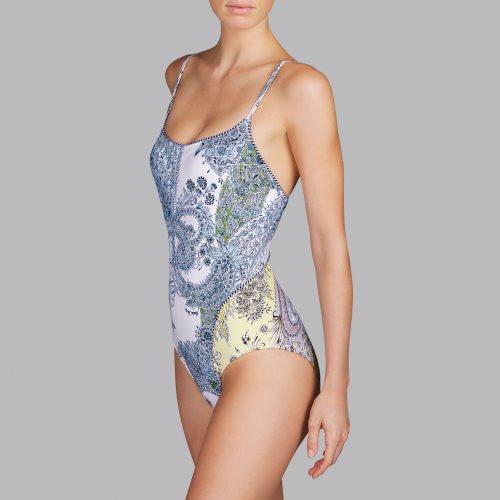 Andres Sarda Swimwear - HERON - padded swimsuit Front2