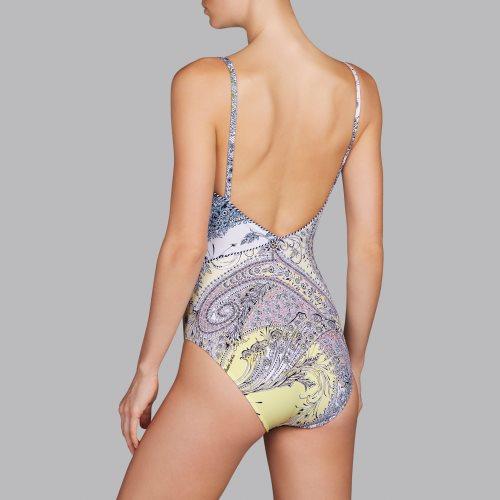 Andres Sarda Swimwear - HERON - padded swimsuit Front3