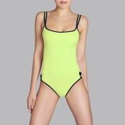 Andres Sarda Swimwear - Badeanzug unterlegt Front