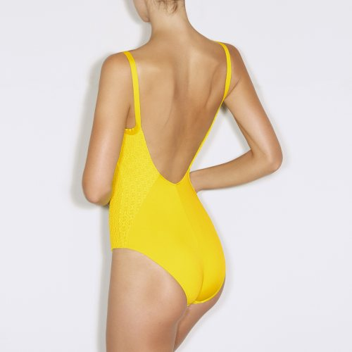 Andres Sarda Swimwear - MAGDA - padded swimsuit Front2