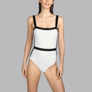 Andres Sarda Swimwear - MOD - badpak met mousse cups Front