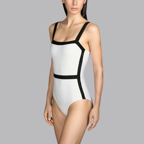 Andres Sarda Swimwear - MOD - badpak met mousse cups front2