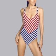 Andres Sarda Swimwear - NAIF - badpak met mousse cups Front