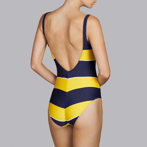 Andres Sarda Swimwear - QUETZAL - badpak met mousse cups front3