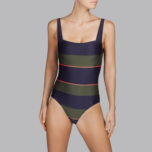 Andres Sarda Swimwear - QUETZAL - padded swimsuit Front