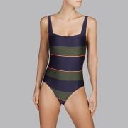 Andres Sarda Swimwear - QUETZAL - Badeanzug unterlegt