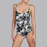 Andres Sarda Swimwear - ROLLER - badpak met mousse cups Front
