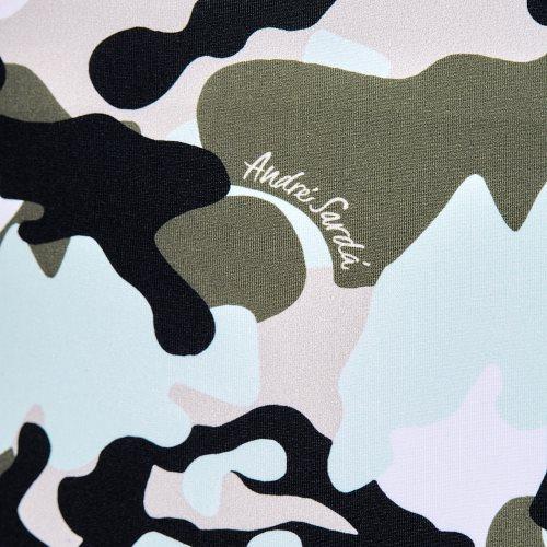 Andres Sarda Swimwear - ROLLER - padded swimsuit Front4