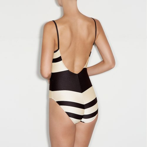 Andres Sarda Swimwear - SARA - padded swimsuit Front3