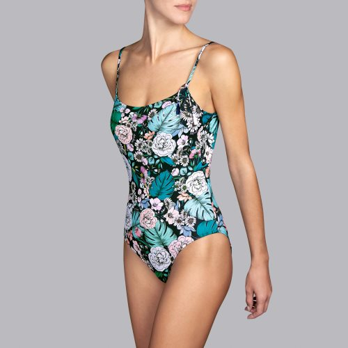 Andres Sarda Swimwear - SHELTER - badpak met mousse cups front2