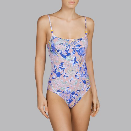 Andres Sarda Swimwear - TURACO - badpak met mousse cups Front