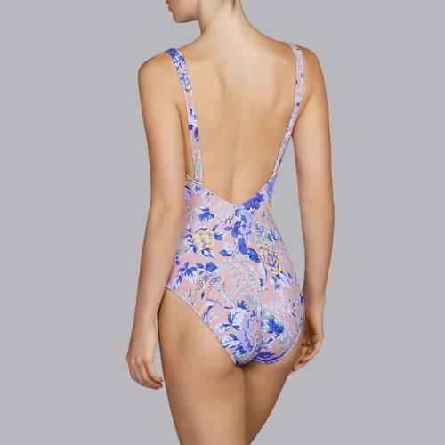 Andres Sarda Swimwear - TURACO - padded swimsuit Front3
