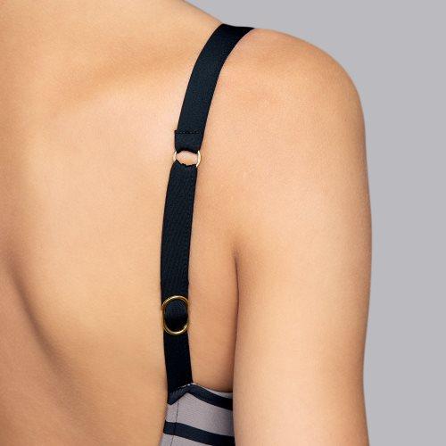 c02f9ec448eff Andres Sarda Swimwear WAKAYA padded swimsuit black. Buy lingerie online.