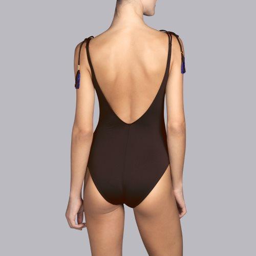 Andres Sarda Swimwear - WILSON - padded swimsuit Front3