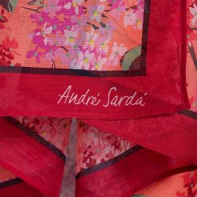 Andres Sarda Swimwear - pareo Front2