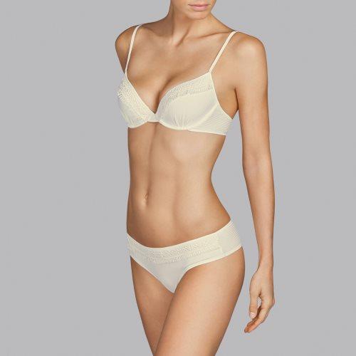 Andres Sarda Swimwear - ARACARI - Gemoldeter Bikini Front3