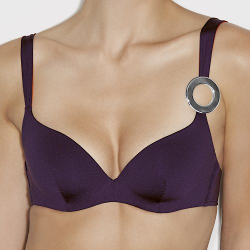 Andres Sarda Swimwear - CLAUDIA - Gemoldeter Bikini Front