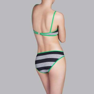 Andres Sarda Swimwear - preshaped bikini Front4