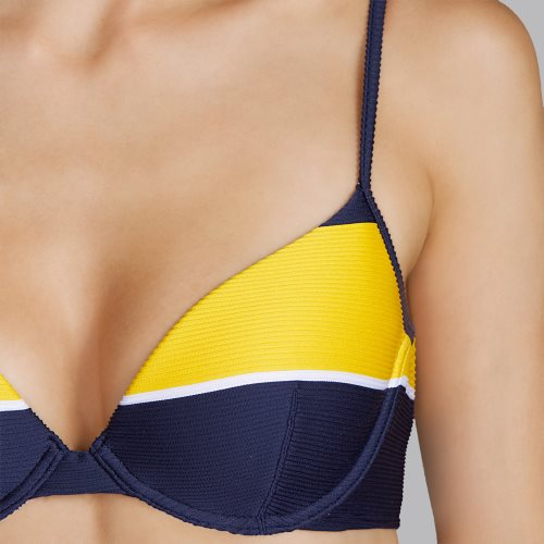 Andres Sarda Swimwear - QUETZAL - preshaped bikini Front5