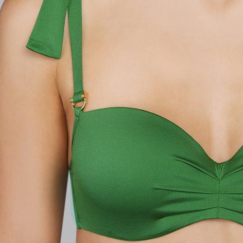 Andres Sarda Swimwear - TANAGER - preshaped bikini Front4