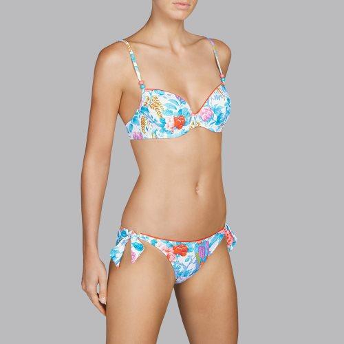 Andres Sarda Swimwear - TURACO - Gemoldeter Bikini Front3