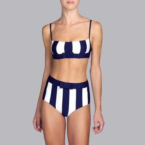 Andres Sarda Swimwear - AZURA - Gemoldeter Bikini-Top Front2